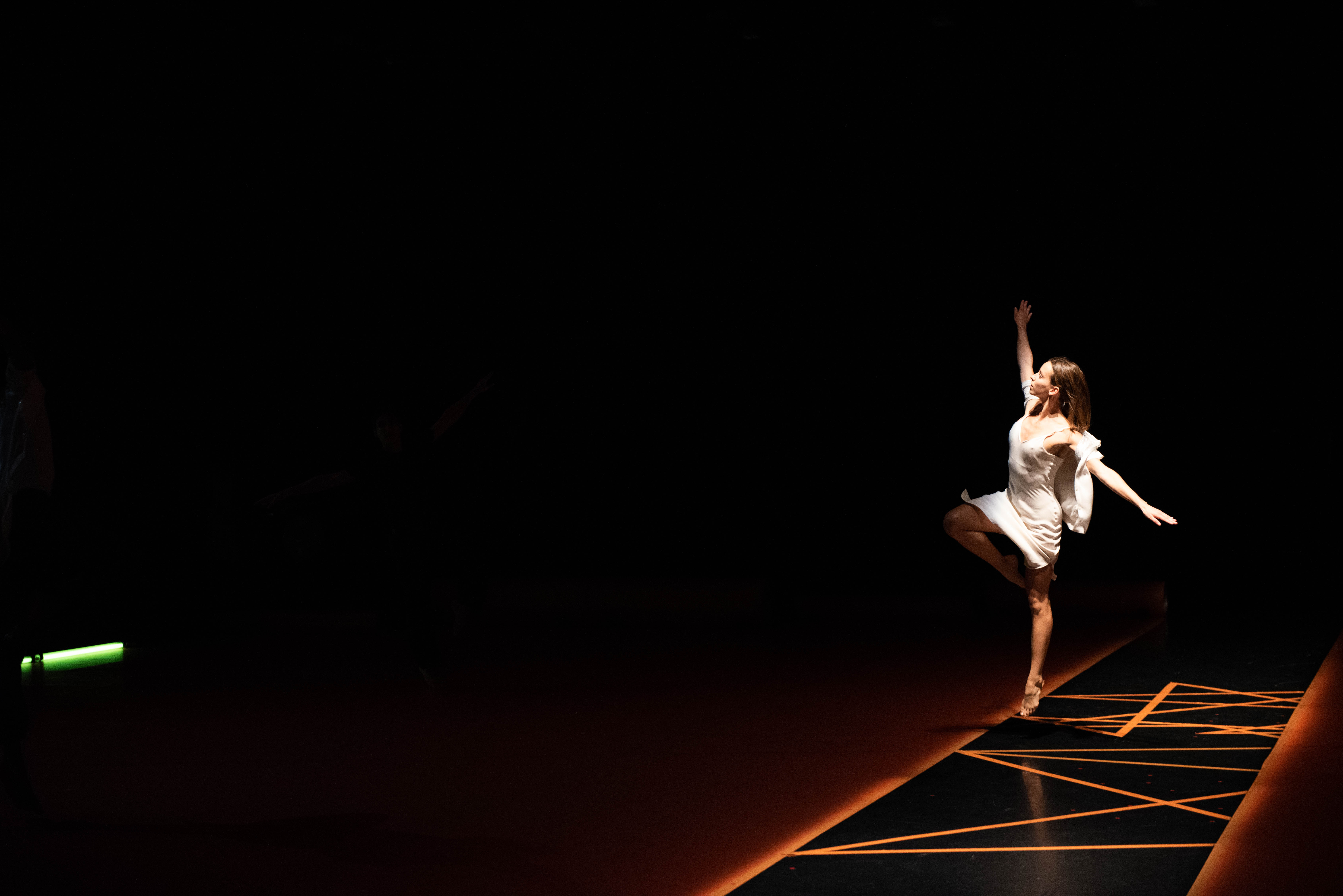 Conversa com Margarida Ramalhete (bailarina da Rosas) e Né Barros (moderação)