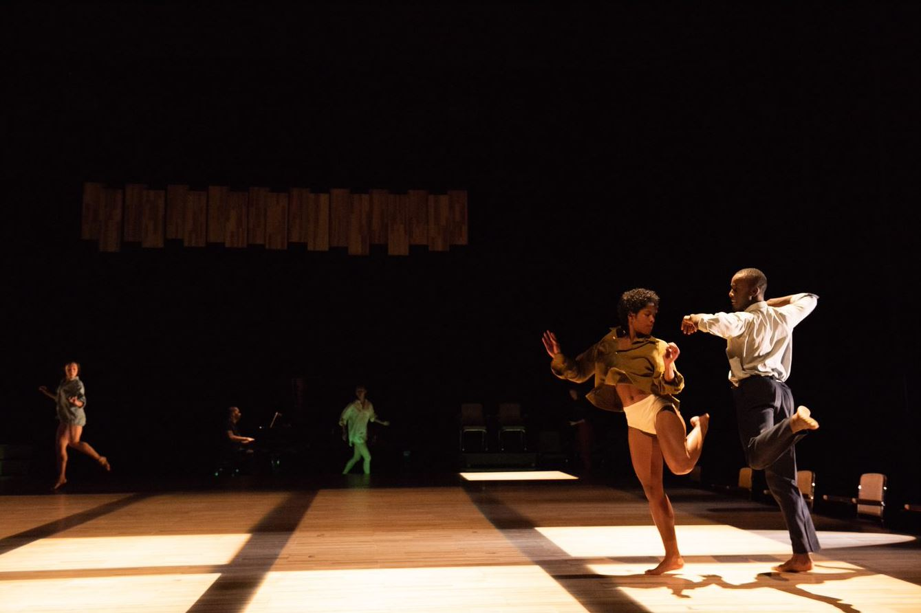 Conversa pós-espetáculo com bailarinas da Companhia Rosas [Cancelado]