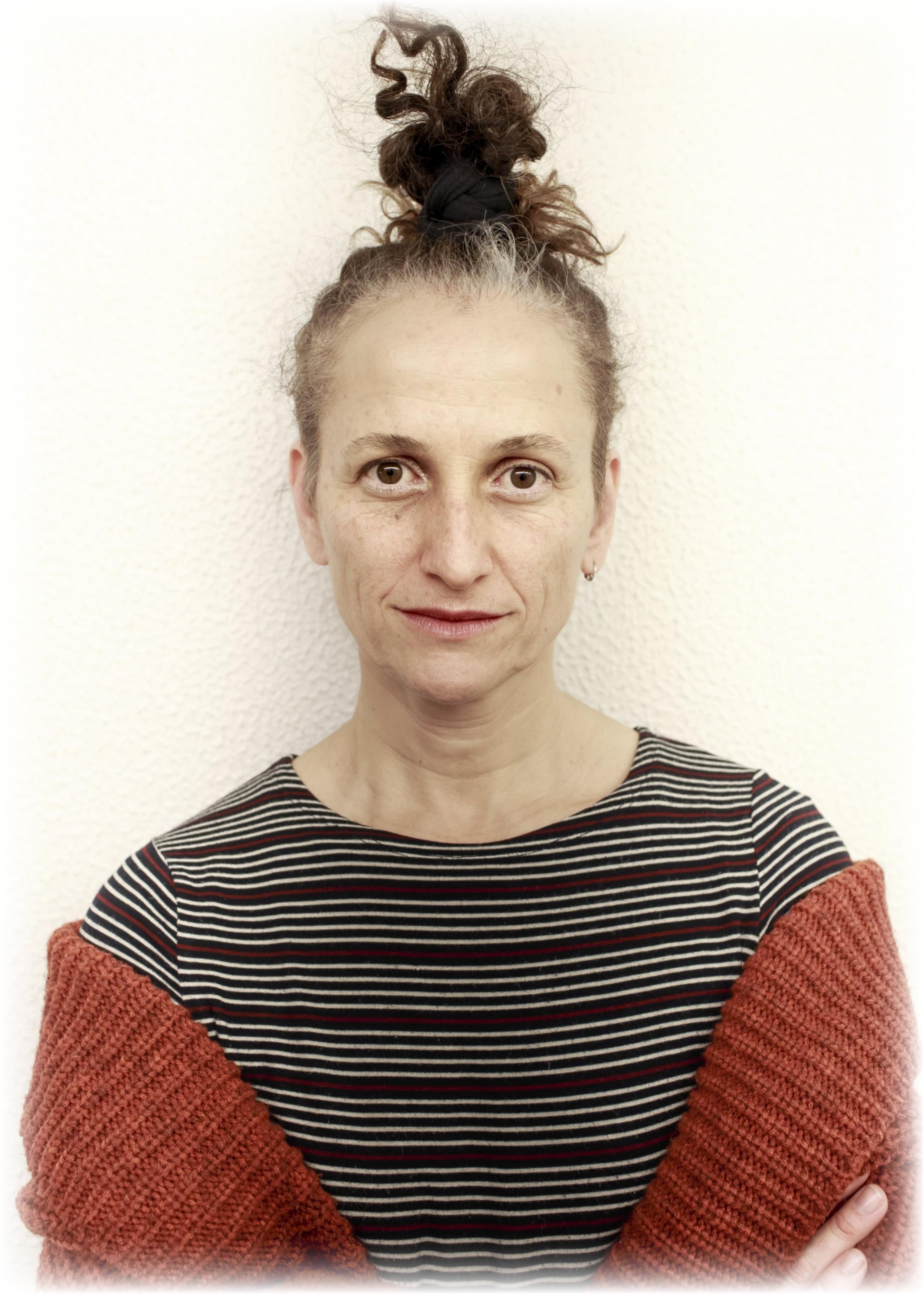 (Hi)stories of Dance: Vera Mantero with Vera Santos